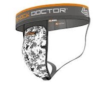 Shock Doctor Air Core Soft Cup Skridbeskytter