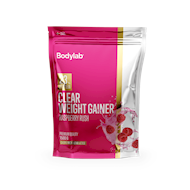 Bodylab Clear Weight Gainer (1,5 kg) - Raspberry Rush