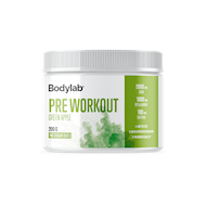 Bodylab Pre Workout (200 g) - Green Apple