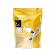 Bodylab Whey 100 (1 kg) - Chocolate Banana Swirl