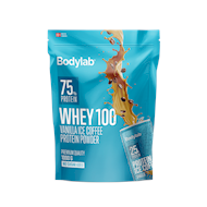 Bodylab Whey 100 (1 kg) - Vanilla Ice Coffee