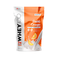 Bodylab Whey 100 (1 kg) - Peach/Orange