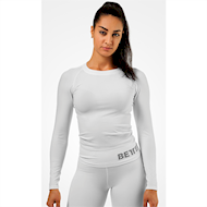 Better Bodies Nolita Seamless Longsleeve White