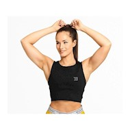 Better Bodies Astoria Laced Tank Black