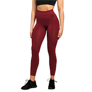 Better Bodies Rockaway Leggings Sangria Red