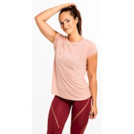 Better Bodies Waverly Tee Peach Beige