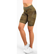 Better Bodies Chelsea Shorts Dark Green Camo