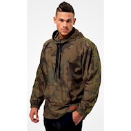 Better Bodies Harlem Jacket Military Camo