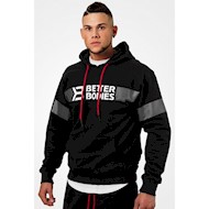 Better Bodies Tribeca Pullover Black