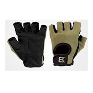 Better Bodies Basic Gym Gloves Khaki Green