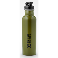 Better Bodies Fulton Bottle Military Green