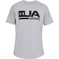 Under Armour Mens UA Sportstyle SS Grey