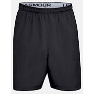 Under Armour Woven Graphic Wordmark Shorts Black