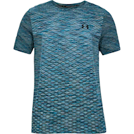 Under Armour Vanish Seamless SS Novelty Ether Blue