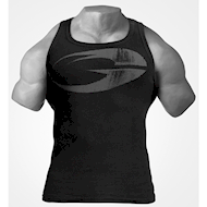 Gasp Original Ribbed Tank Black