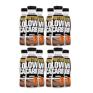 Nutramino Lean Protein Shake Chocolate 330 ml - 12 stk