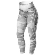 Better Bodies Camo High Tights White Camo