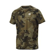 Better Bodies Harlem Oversized Tee Military Camo