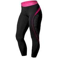 Better Bodies Fitness Curve Tights Black/Pink