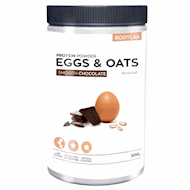 Bodylab Eggs & Oats 500g Smooth Chocolate