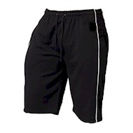 Dcore Comfy Mesh Shorts Black/White
