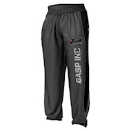GASP No1 Mesh Pant Black