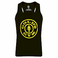 Golds Gym Ladies Muscle Joe Fitted - Black