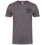 Golds Gym T-shirt Grey Marl