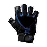 Harbinger Training Grip Gloves Black/Blue