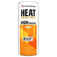 Nutramino HEAT Orange  330 ml - 24 stk