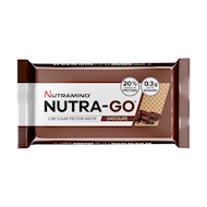 Nutramino Nutra-Go Protein Wafer Chocolate 12x39g