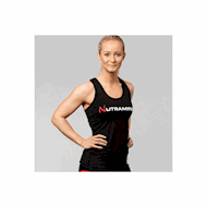 Nutramino Pure Dedication Tanktop Woman Black