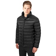 Urban Classics Block Bubble Jacket