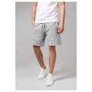 Urban Classics Interlock Sweatshorts Grey